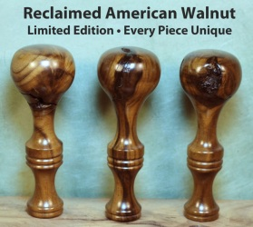 Limited Edition Reclaimed American Walnut